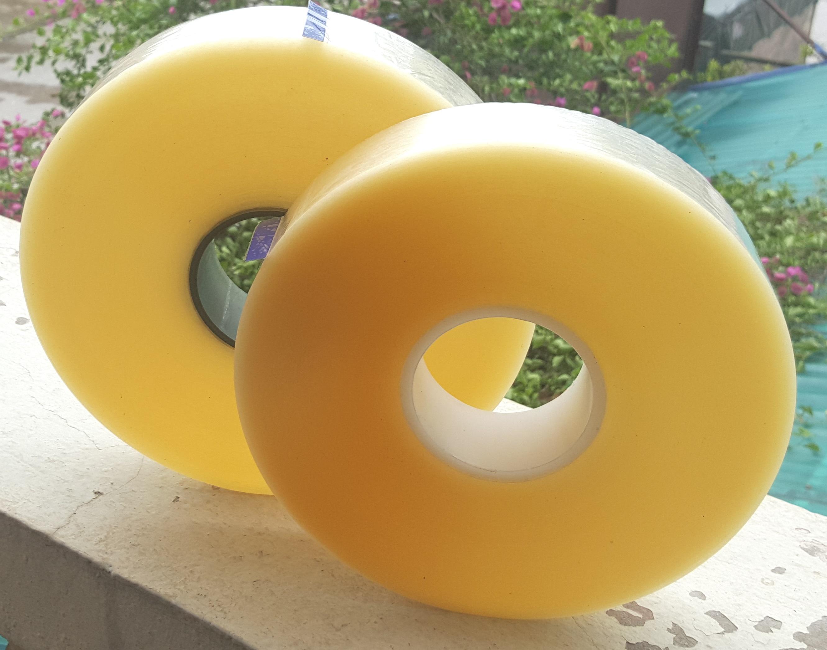 Băng dính 48 cm x 1000 yard ( lõi nhựa ) 2.2 kg